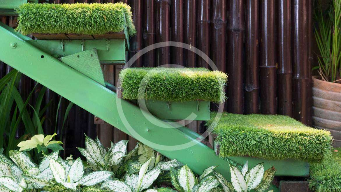 Landscaping Stair Home Design
